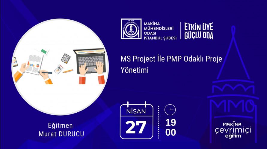 MS Project İle PMP Odaklı Proje Yönetimi