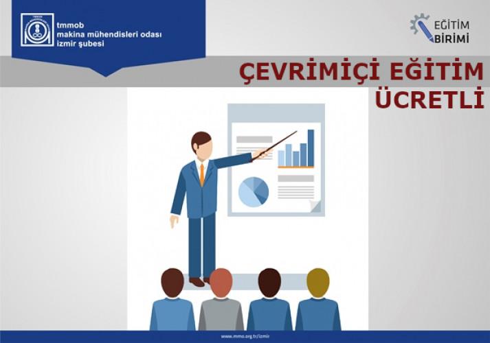 ISO 9001:2015 Kalite Yönetim Sistemleri İç Denetçi Eğitimi -- Çevrimiçi Eğitim