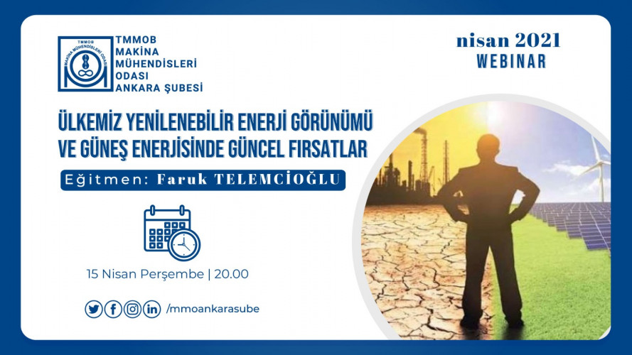 Ülkemiz Yenilenebilir Enerji Görünümü Ve Güneş Enerjisinde Güncel Fırsatlar