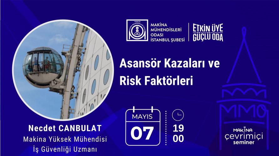 Asansör Kazaları ve Risk Faktörleri