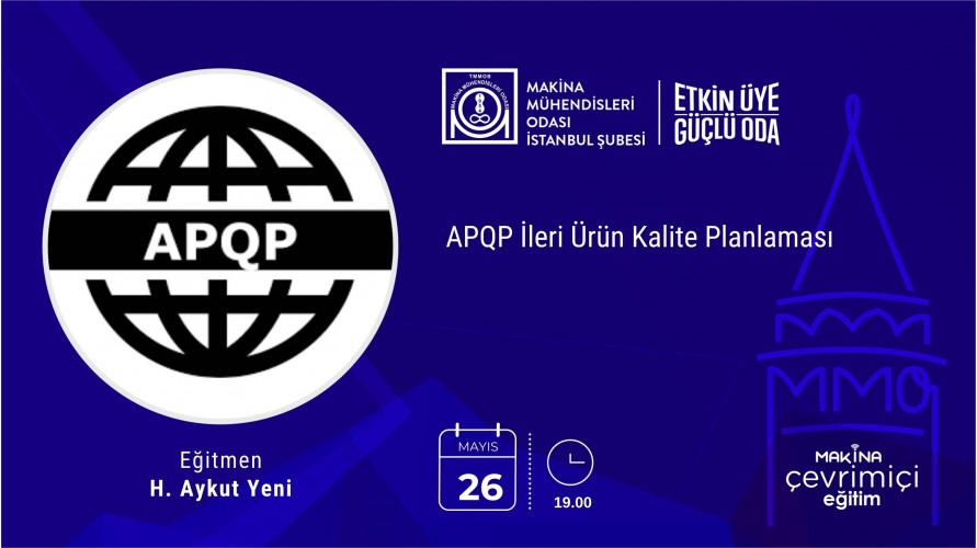 APQP İleri Ürün Kalite Planlaması