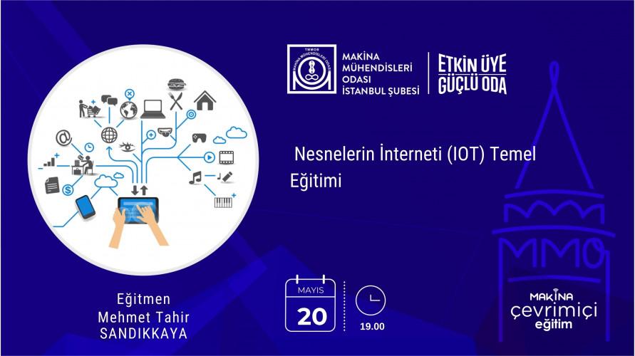 Nesnelerin İnterneti (IOT) Temel Eğitimi