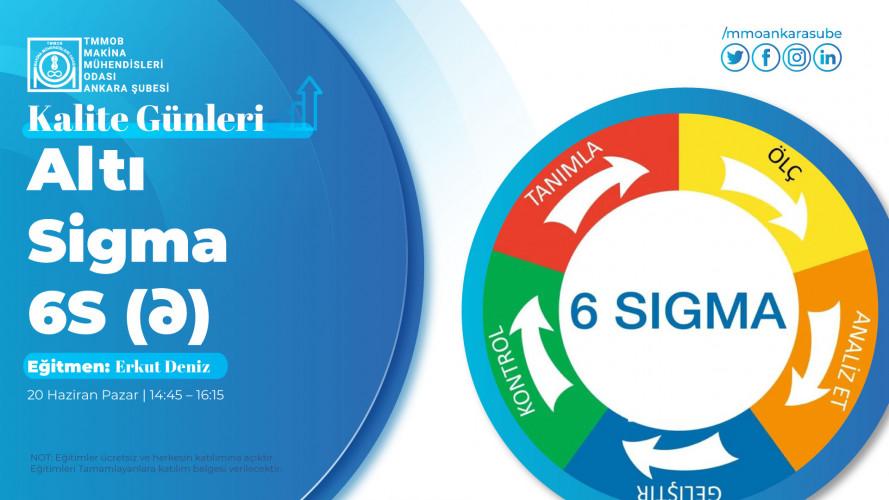 Altı Sigma 6S (∂)