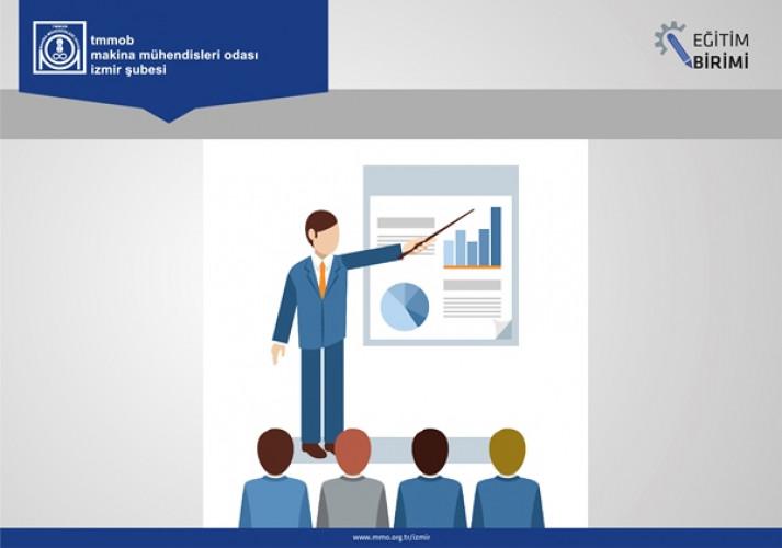 Proje Yönetimi Sertifika Programı (Çevrimiçi Eğitim)