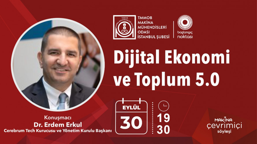Dijital Ekonomi ve Toplum 5.0