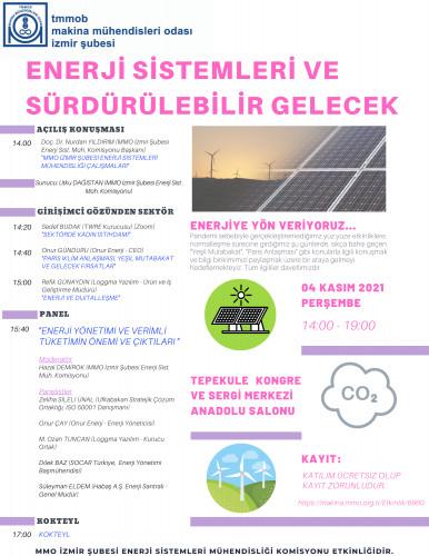 Enerji Sistemleri ve Sürdürülebilir Gelecek