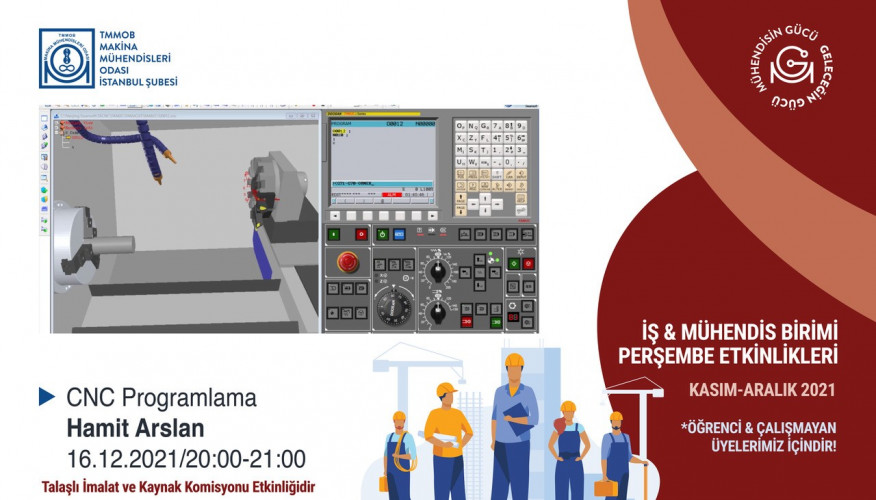 CNC Programlama